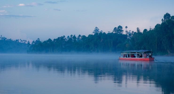 Situ Cileunca Pangalengan-Bandung
