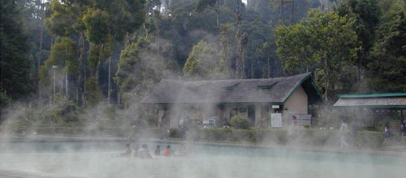 ciwalini hot spring