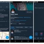 Twitter Uji Coba Interface Baru Untuk Aplikasi iOS dan Android