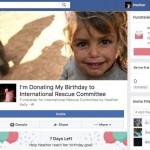Fitur Penggalangan Donasi Ala Facebook Di Hari Ulang Tahun Pengguna