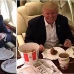 Presiden Juga Manusia, Ternyata Ini Makanan Kesukaan Donald Trump
