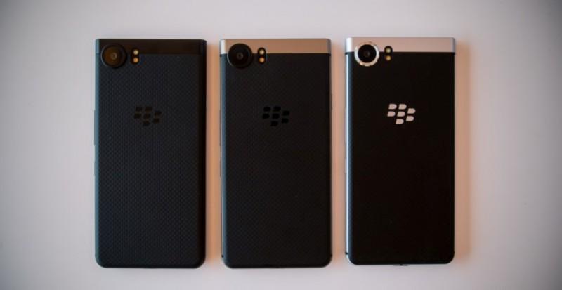 BlackBerry Akan Luncurkan 2 Smartphone Baru di Tahun 2018
