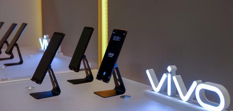 Vivo Memamerkan Smartphone Berteknologi In-Display Fingerprint Pertama di Dunia