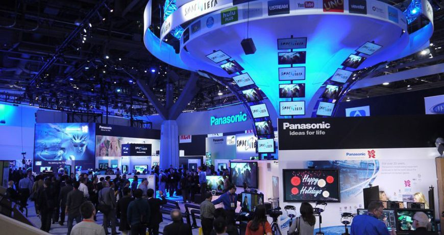 Consumer Electronic Show 2018