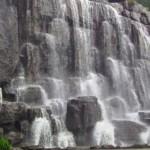 Freshness in Dago Waterfall, Bandung