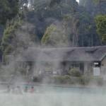 Hot Bath at Ciwalini Hot Springs Bandung